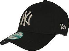 aefb3fe69d46b NEW ERA - KIDS 9FORTY ADJUSTABLE CAP. NEW YORK YANKEES. BLACK