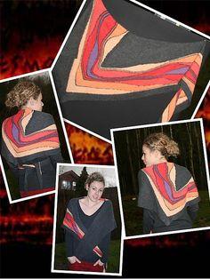 Ravelry: Swing-Knitting™ Workshop 7 - Swingy Phoenix pattern by Heidrun Liegmann