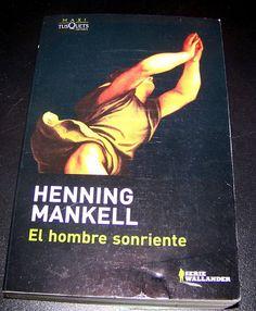 Libro EL HOMBRE SONRIENTE de Henning Mankell SERIE WALLANDER