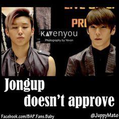#kpop #kpopmeme #kpopmacro #meme #macro #bap #bestabsoluteperfect #bapmeme #bapmacro #funny #funnykpop  #himup #kimhimchan #moonjongup
