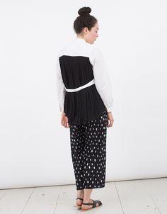 Micro pleats - www.wearelse.com - #fashion #style