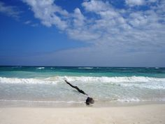 For centuries the beaches at Cancun were simply long stretches of pristine white sand visited only by Mayan fishermen and an occasional Spanish explorer. But in the late 1960s, the Mexican government ...