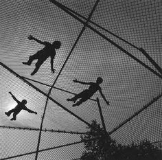 Arthur Tress, Flying Dream, Queens, NY 1971