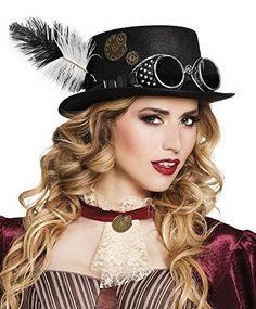 Sombrero Sepulturero o Enterrador. Perfecto para Halloween 70d3c7cb309
