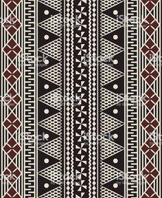 Fijian tapa pattern royalty-free fijian tapa pattern stock vector art & more images of backgrounds Polynesian Designs, Polynesian Art, Maori Designs, Polynesian Tattoos, Geometric Designs, Fiji Tattoo, Hawaiianisches Tattoo, Tribal Tattoos, Tattoos Mandala