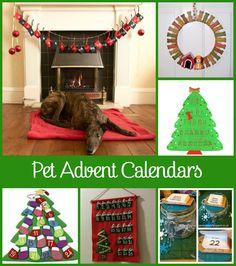 The Pet Advent Calendars #ecofriendly #advent #christmas