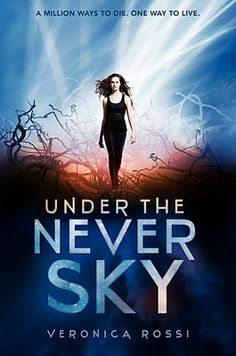 Under the Never Sky book trilogy.
