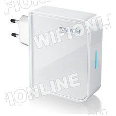 Tenda - Router / AP TENDA A5 150Mbps AP/Router :: Wifi-Online Shop Crea una nueva red inalámbrica en el hogar mediante este punto de acceso a los sitios que quedan más alejados de la Red principal.