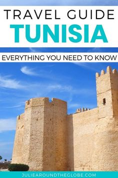 Ready for an epic adventure? Tunisia is definitely an off-the-beaten-path destination. From amazing beaches and spectacular mountains to rich culture and history, Tunisia has a lot to offer. Read on to learn everything you need to plan your trip to Tunisia - Tunisian food, best things to do in Tunisia and places to visit,  transportation, budget, safety tips...   Tunisia travel   Travel to Africa   Best destination in Africa Carthage Tunisia, Empire Romain, Perfect Road Trip, Travel Guides, Travel Tips, Destin Beach, Ultimate Travel, Africa Travel, Beach Fun