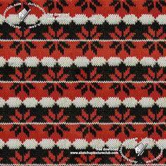 Textures Texture seamless | Wool jacquard knitwear texture seamless 19439 | Textures - MATERIALS - FABRICS - Jersey | Sketchuptexture