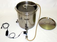 Brew-Boss Automated Electric Brewing Systems