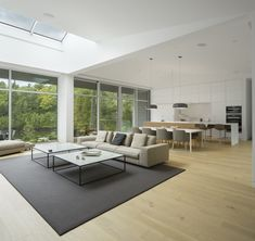 Image 5 of 30 from gallery of The Slender House / MU Architecture. Photograph by Stéphane Groleau