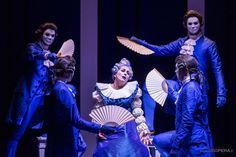 NOVELLA BASSANO, Costumi Pasquale Grossi, Regia Italo Nunziata, Teatro Comunale Ferrara, 2013 Fonte: gbopera.it