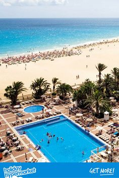• 4* • £286pp • Good weather • On the beach • 2 swimming pools • Entertainment programme