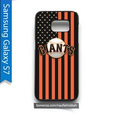 San Francisco Giants Flag Samsung Galaxy S7 Case Cover - Cases, Covers & Skins