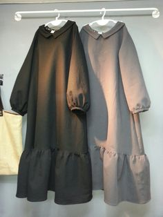 Japan Fashion, 70s Fashion, Modest Fashion, Fashion Dresses, Ulzzang Fashion, Hijab Fashion, Korean Fashion, Hijab Style Dress, Casual Hijab Outfit