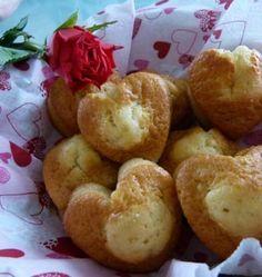 Muffins rose cardamome - les meilleures recettes de cuisine d'Ôdélices