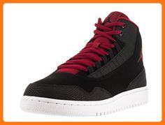 Nike Mens Kwazi Action RedAction Red Basketball Shoe 12 Men US