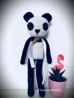 Dans ma Woolote. Coco caline. Crochet Amigurumi
