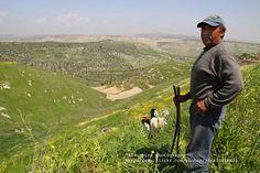Silat ad Dhahr, Palestinian farmer