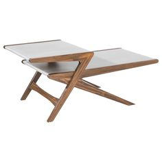 Ink+Ivy Modern Mid-century Style Cocktail Table | Overstock.com Shopping - The Best Deals on Coffee, Sofa & End Tables