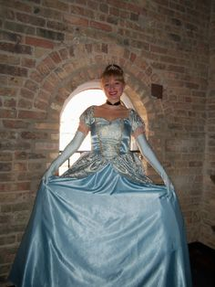 Our lovely Cinderella