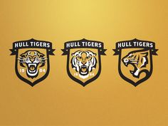 Some ideas for the Hull City FC proposed rebrand. This should piss everyone in Hull off.