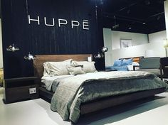 Huppé has some pretty stylish furnishings in our modern gallery. Low beds low night stands low decor everything low #furniturelandsouth #FLS #huppé #huppe #modern #contemporary #low #style #design #brown #decor #interiordesign #gallery #showroom #mart #4thfloor #nc #northcarolina #visitnc #f4f #followforfollow #furniture #art #designyourbedroom #homedecor #bedroom #work by oviandesign