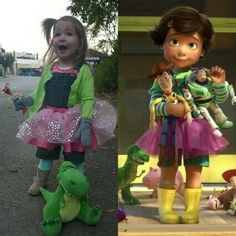 21 Parents Who Totally Nailed It On Halloween. Toy Story ...  sc 1 st  Pinterest & Biggest Toy Story Group Costume Ever! | Pinterest | Costumes Group ...
