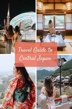 Central #Japan should be on every bucket list! It's an amazing region full of adventures and experiences to be had. Here is my travel guide to Central Japan and my must-dos while exploring this region.