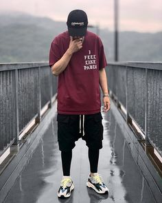 Likes, 9 Comments - Streetwear Streetwear Fashion, Men Looks, Urban Fashion, Mens Fashion, Style Fashion, Fashion Ideas, Fashion Jobs, Fashion Quotes, Urban Outfits