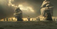 Blue Paper :: 세계 4대 해전 : 그 두번째 이야기 - 칼레 해전