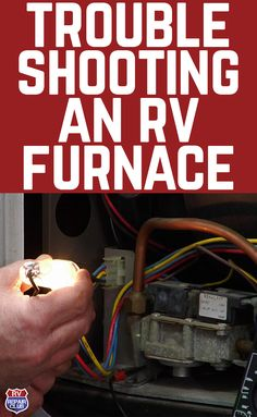 On an extended RV trip into the desert or the great Northern wilderness, the RV furnace can either remain your best friend or become your worst enemy. Proper RV furnace troubleshooting comes down to h Rv Camping Tips, Rv Camping Checklist, Travel Trailer Camping, Tent Camping, Camping Ideas, Rv Tips, Camping Storage, Travel Trailers, Rv Travel
