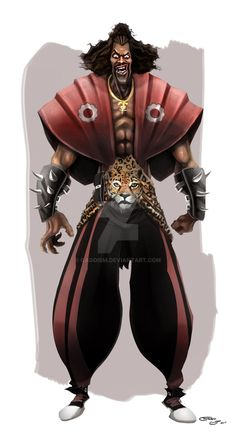 Sho Nuff The Shogun of Harlem by Gagoism.deviantart.com on @DeviantArt