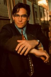 Throwing it back to the 90s: Dean Kane as Clark Kent/Superman. Such a crush!