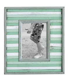 This Summerville Picture Frame by Shiraleah is perfect! #zulilyfinds