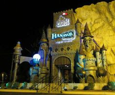 Castle of Chaos 5D Interactive Haunted Experience in Branson Missouri