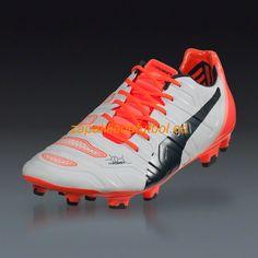 c1d7e21aeacf 56% de descuento Botas De futbol Puma Evopower 1.2 FG Blanco Total Eclipse  Lava Explosiva. Hermes Haita · football boots