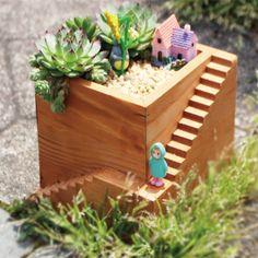 Flower pot Garden decoration Ornaments Cartoon Micro Landscape DIY landscaping…