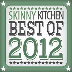 top 10 favorite skinny recipes of 2012