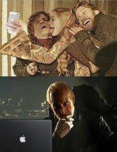 Y el único momento en el que nos sentiríamos mal por Tywin. | 21 Chistes que solo los amantes de Game of Thrones entenderán