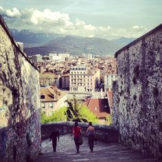 Program of the Week: Intensive French Language in Grenoble, France #Grenoble #utahabroad