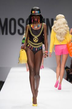 Moschino SS15: The Barbie Themed Collection