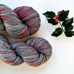 The holidays are almost here and the Christmas Limited Edition Colorway just arrived! North Pole is available in five different bases until the end of January.