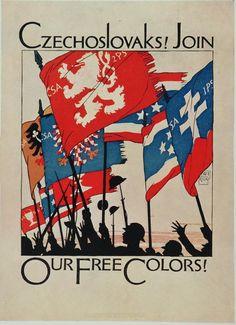 Czech Freedom Poster