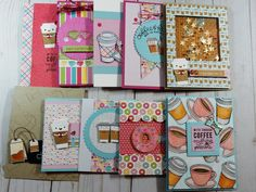 Here is the adorable 10 cards 1 kit from Simon Says Stamp card kit for February 2017. This is by far my favorite kit from Simon Says Stamp. Of course it is sold out, but SSS does have some of the …