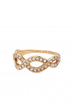 Stella & dot Eternal Band Ring.  At $39 bucks..such a great gift..
