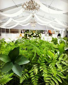 Ceiling flower arrangements for #wedding #hangingflowerarrangements #functionsforafrica ...
