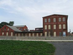 Old Knitting Mills in City of...