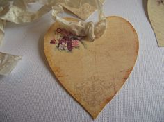French Inspired Hearts French Background  Design by ShoppeLaFluer, $15.00